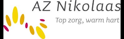 Logo AZ Nikolaas