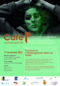 Psychose en drugs/alcohol/gaming @ Koek&Ei